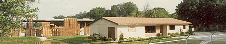 Tampa Pallet Company Offices and Manufacturing Plant